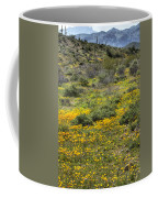 Desert Poppies Coffee Mug