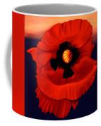 Desert Poppy Coffee Mug