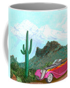 Desert Roadster 34 Ford Coffee Mug