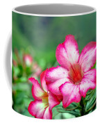 Desert Rose At Kualoa Coffee Mug