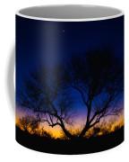 Desert Silhouette Coffee Mug