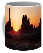 Desert Sunrise Coffee Mug