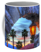 Desert Sunset View Coffee Mug