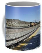 Desert Train Coffee Mug