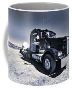 Desert Trucking  Coffee Mug