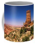 Desert View Watchtower Coffee Mug