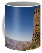 Desert View Watchtower Grand Canyon National Park Arizona Coffee Mug