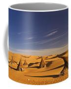 Desert Village Coffee Mug