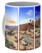 Desert Vista Large Coffee Mug