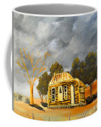 Deserted Castlemain Farmhouse Coffee Mug