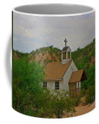 Deserted Church Coffee Mug
