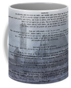 Desiderata Farm Coffee Mug