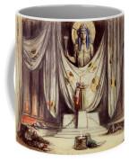 Design For Aeschylus The Eumenides Coffee Mug