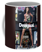 Desigual Storefront Coffee Mug