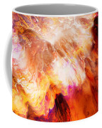 Desire - Abstract Art Coffee Mug by Jaison Cianelli