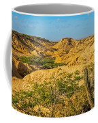 Desolate Desert Landscape Coffee Mug
