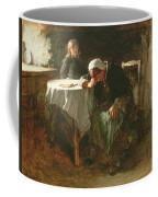 Despair, 1881 Coffee Mug