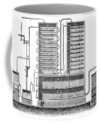 Destillation, 1831 Coffee Mug