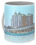 Destin Emerald Grand S1 Coffee Mug