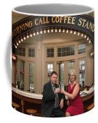 Destination Wedding-m And D-4 Coffee Mug