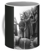 Destroying Barrels Of Beer Coffee Mug