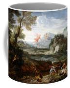 Destruction Of Niobes Children Coffee Mug