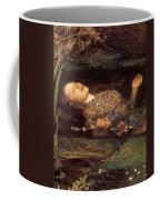 Detail From Ophelia Coffee Mug