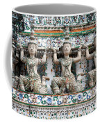 Detail Of Temple, Thailand Coffee Mug