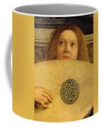 Detail Of The San Giobbe Altarpiece Coffee Mug