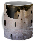 Detail Spruce Tree House Coffee Mug
