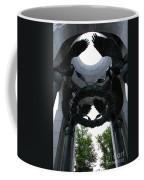 Detail World War II Memorial Coffee Mug