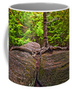Determination Painted Coffee Mug
