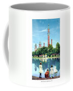 Detroit - Gladwin Waterworks Park - Jefferson Avenue At The Detroit River - 1905 Coffee Mug
