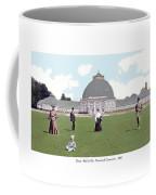 Detroit - Horticultural Conservatory - Belle Isle Park - 1905 Coffee Mug