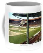 Detroit - Navin Field - Detroit Tigers - Michigan And Trumbull Avenues - 1914 Coffee Mug