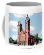 Detroit - Sheridan Avenue - St Anthony Catholic Church - 1910 Coffee Mug