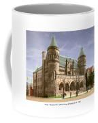 Detroit - The Museum Of Art - Jefferson Avenue At Hastings Street - 1905 Coffee Mug
