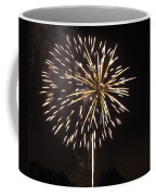 Detroit Area Fireworks -4 Coffee Mug
