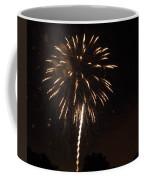 Detroit Area Fireworks -6 Coffee Mug