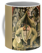 Detroit Industry  South Wall Coffee Mug by Diego Rivera