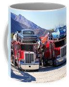 Detroit Iron 1 Coffee Mug