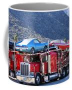 Iron Road Palm Springs Coffee Mug