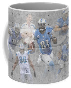 Detroit Lions Team Coffee Mug