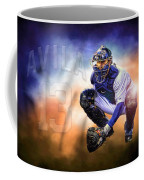 Detroit Tiger Alex Avila Coffee Mug
