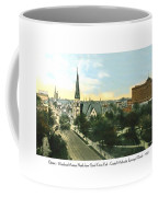 Detroit - Woodward Avenue North Grand Circus Park - Central Methodist Episcopal Church - 1920 Coffee Mug