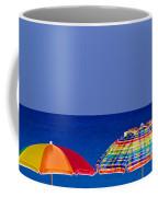 Deuce Umbrellas Coffee Mug