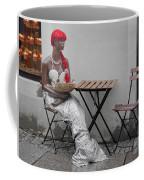 Deutsche Mermaid   Coffee Mug