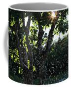 Devil Beating His Wife - Weather Phenomena Coffee Mug