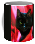Devil In A Red Dress Coffee Mug
