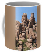 Devils Canyon Wall Coffee Mug